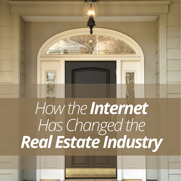 internet changed real estate industry