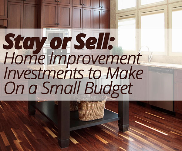 Home-Improvements-on-Small-Budget