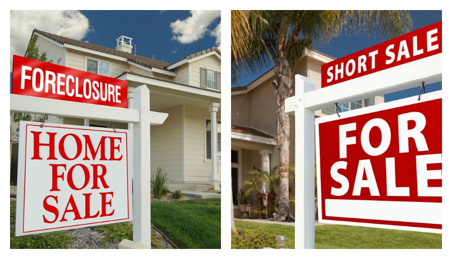 what happens when a short sale goes to foreclosure