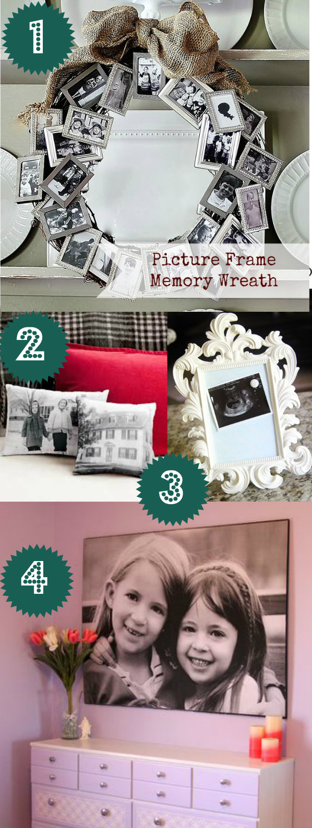 diy picture gifts