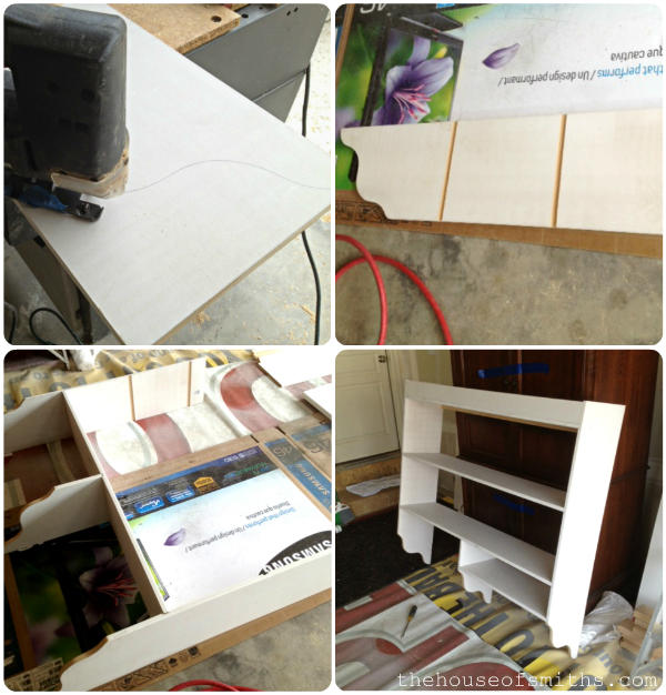 Custom Shelf for office - thehouseofsmiths_com