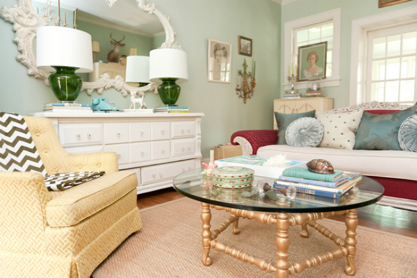 Spring 2013 room colors