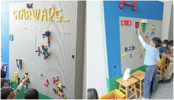 Interactive Walls For Kid Spaces Homes Com
