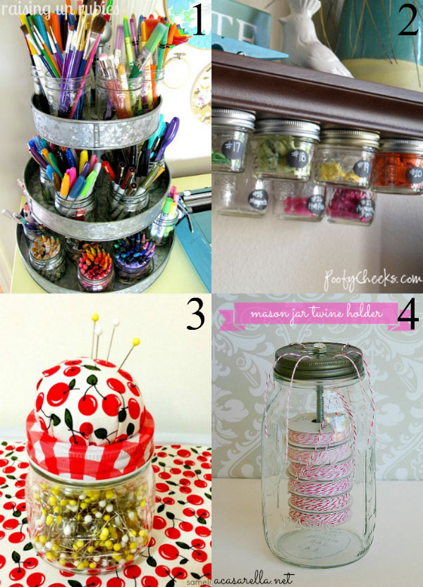 Ideas-on-Organizing-with-Mason-Jars