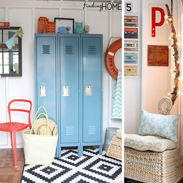 Thrifty Blogs On Home Decor: Thrifty Vintage Decorating