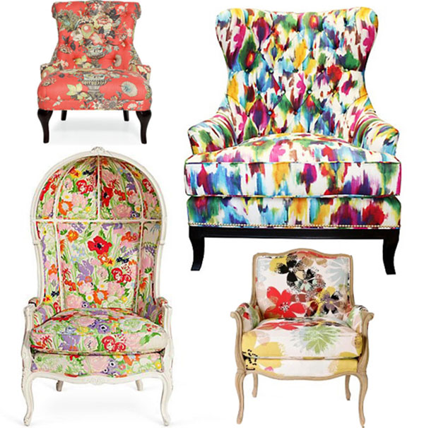 Floral-Chairs