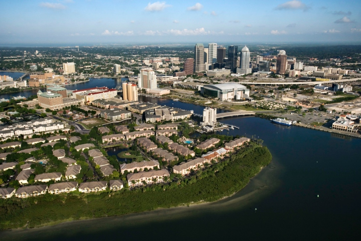 cities where housing is cheap: Tampa