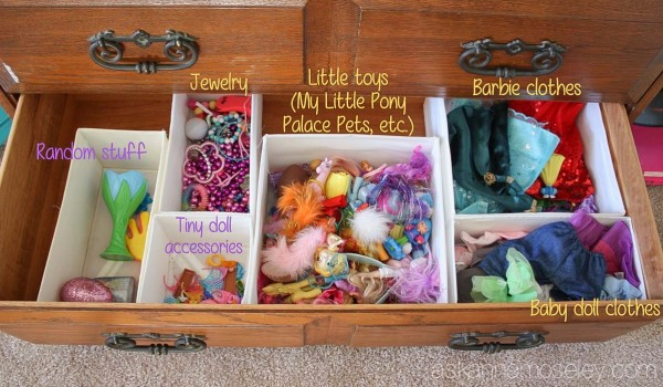 11 Tips For Keeping Kids Toys Organized: Ask Anna: 3 Ways To Keep A Kid's Room Organized