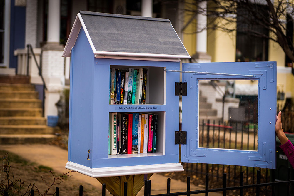 Open-Little-Free-Library
