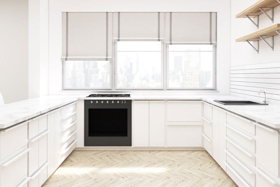 bigstock-Kitchen-With-Countertops-And-S-168733637