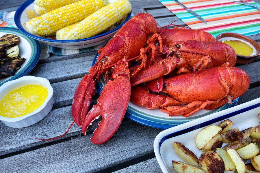 cities for seafood lovers: portland, maine