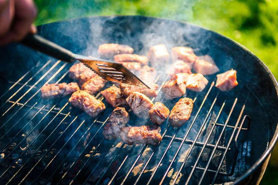 bigstock-Grilling-Delicious-Variety-Of-181105144