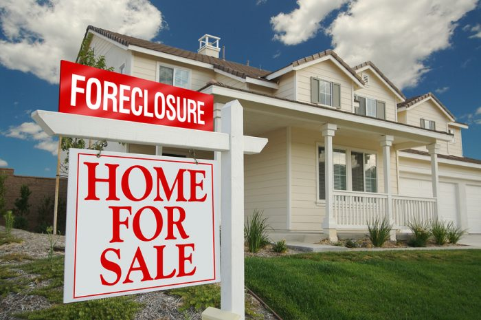 buy a foreclosure