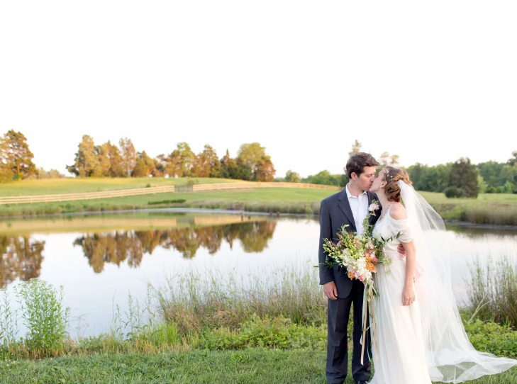 Luxury Virginia Weddings At Walden Hall
