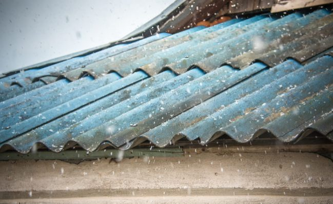 Prepare your home for a hail storm