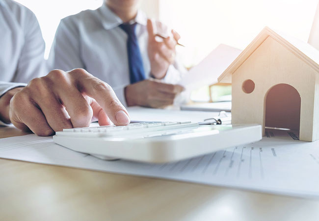 Home loans are available