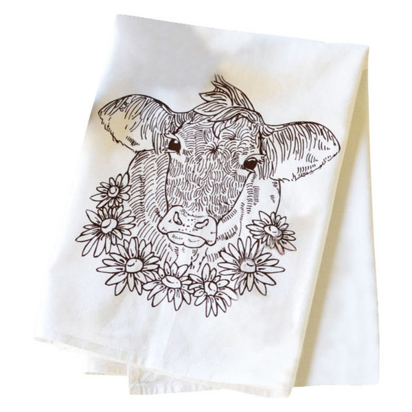 thoughtful gifts for hosts cotton cow towel